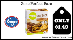 Zone Perfect Bars