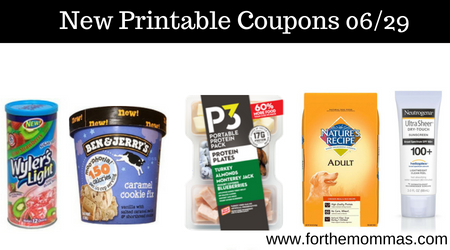 picture regarding Ben and Jerry's Printable Coupons identify Printable Discount coupons Roundup 06/29: Conserve Upon Ben Jerrys