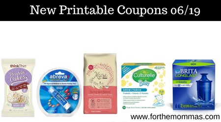 photograph relating to Abreva Coupon Printable named Most recent Printable Discount codes 06/19: Help save Upon Cuturelle, Abreva