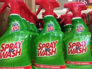 Shoprite Spray N Wash Laundry Stain Remover Only 0 49 Each Starting 7 8
