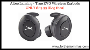 Altec Lansing - True EVO Wireless Earbuds