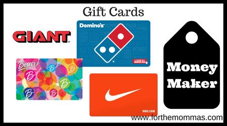 Giant Gift Card Moneymaker Deals Starting 7 20 10x Points