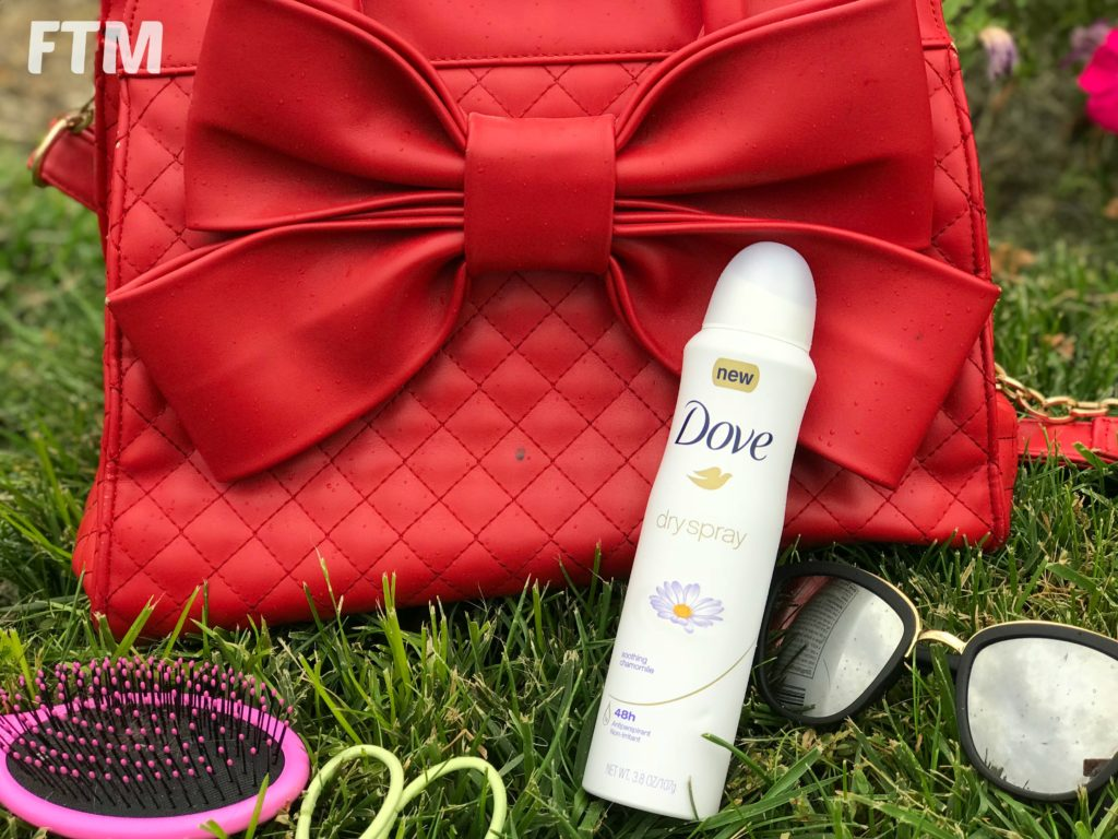 Dove-Dryspray