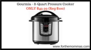 Gourmia - 8-Quart Pressure Cooker