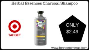 Herbal Essences Charcoal Shampoo