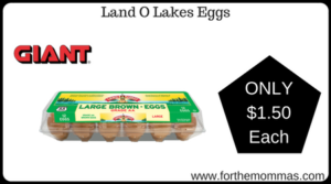 Land O Lakes Eggs