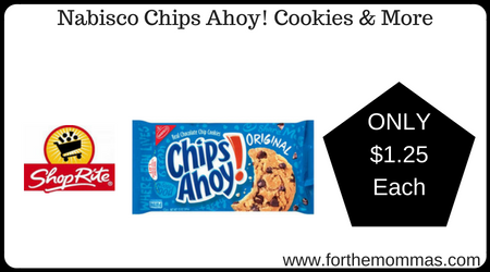 Nabisco Chips Ahoy! Cookies & More