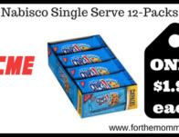 Nabisco Single Serve 12-Packs