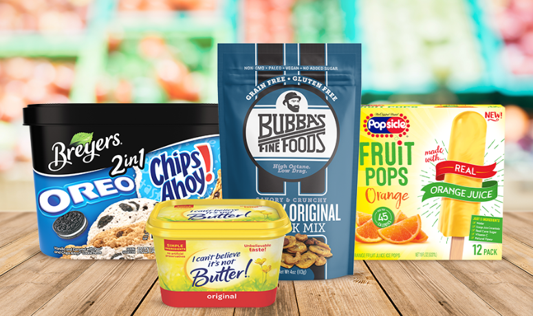 New Checkout51 Offers: Revlon, Almay, Klondike, Bubba, Breyers and More