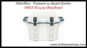 OtterBox - Venture 25-Quart Cooler