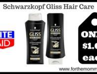 Schwarzkopf Gliss Hair Care