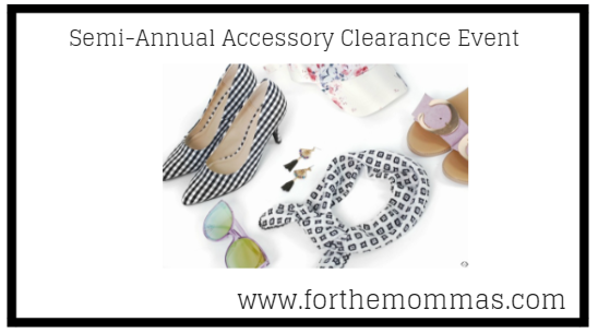 Cents of Style: Semi-Annual Accessory Clearance Event- 50% off + FREE Shipping