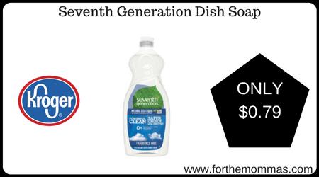 Seventh Generation Dish Soap