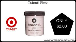Talenti Pints