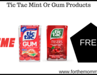 Tic Tac Mint Or Gum Products