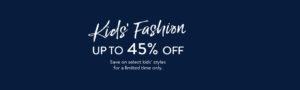 Kids fashion sale