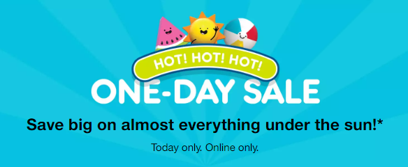 b2ea0738909a Target: One-Day Sale: 30% Off Exclusive Home Brands and More Deals {Only  For Today}