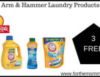 Arm & Hammer Laundry Products