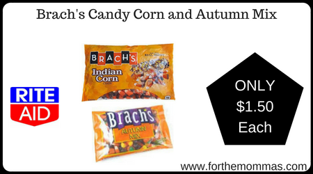 Brach's Candy Corn and Autumn Mix