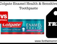 Colgate Enamel Health & Sensitive Toothpaste
