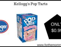 Kroger Mega Sale: Kellogg's Pop Tarts ONLY $0.99 {Reg $2.49}