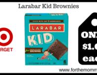 Larabar Kid Brownies