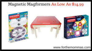 Magnetic Magformers
