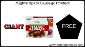 Mighty Spark Sausage Product