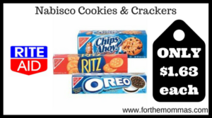 Nabisco Cookies & Crackers