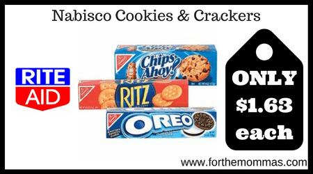 Nabisco Cookies & Crackers