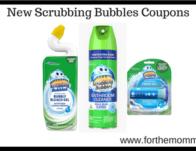 NewScrubbing Bubbles Coupons