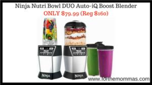 Ninja Nutri Bowl DUO Auto-iQ Boost Blender
