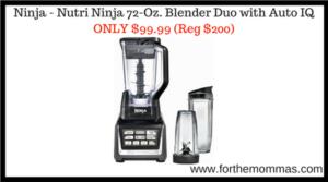 Ninja - Nutri Ninja 72-Oz. Blender