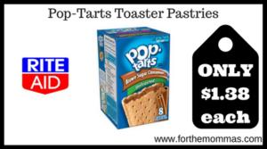 Pop-Tarts Toaster Pastries