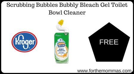 Scrubbing Bubbles Bubbly Bleach Gel Toilet Bowl Cleaner