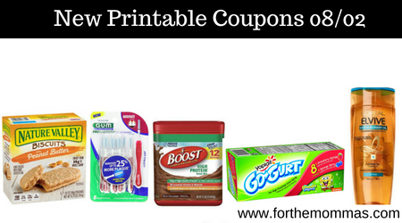 picture about Nature Valley Printable Coupons named Most current Printable Coupon codes 08/02: Conserve Upon Make improvements to, Mother nature Valley