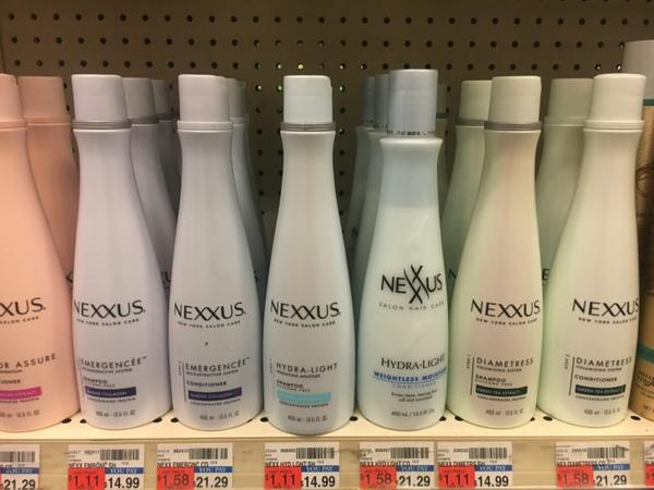 CVS: Nexxus Hair Care As Low As $4.99 Each Starting 9/23