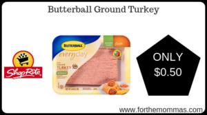 Butterball Ground Turkey (1)