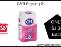 C&H Sugar, 4 lb