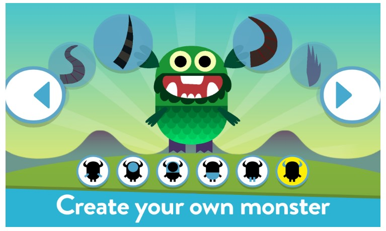 Free Teach Your Monster to Read App
