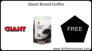 Giant Brand Coffee