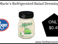 Marie's Refrigerated Salad Dressing