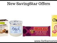 New SavingStar Offers