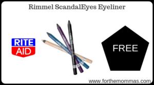 Rimmel ScandalEyes Eyeliner
