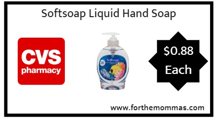 Softsoap Liquid Hand Soap is on rollback for $ at Walmart, down from $ Combine this new price with a $/1 manufacturer.