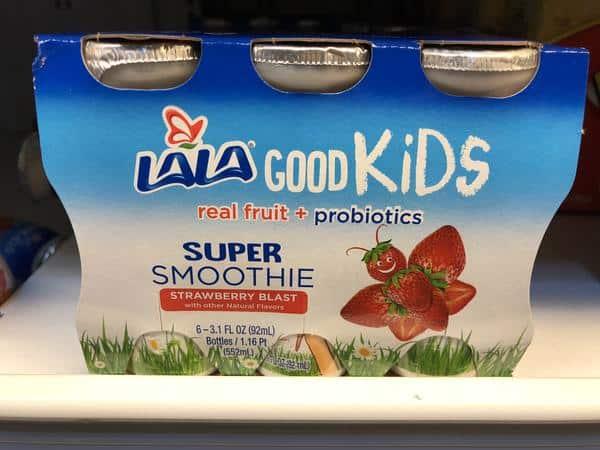 Giant: FREE LALA Good Kids Smoothie 6 Pack Thru 11/30!