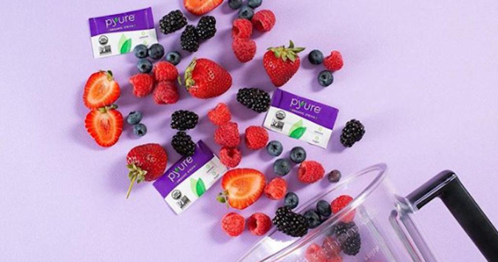 Pyure Organic Stevia Sweetener Sample