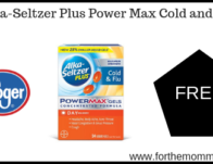 Alka-Seltzer Plus Power Max Cold and Flu