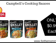 Campbell's Cooking Sauces