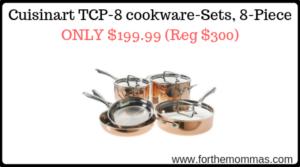 Cuisinart TCP-8 cookware-Sets, 8-Piece